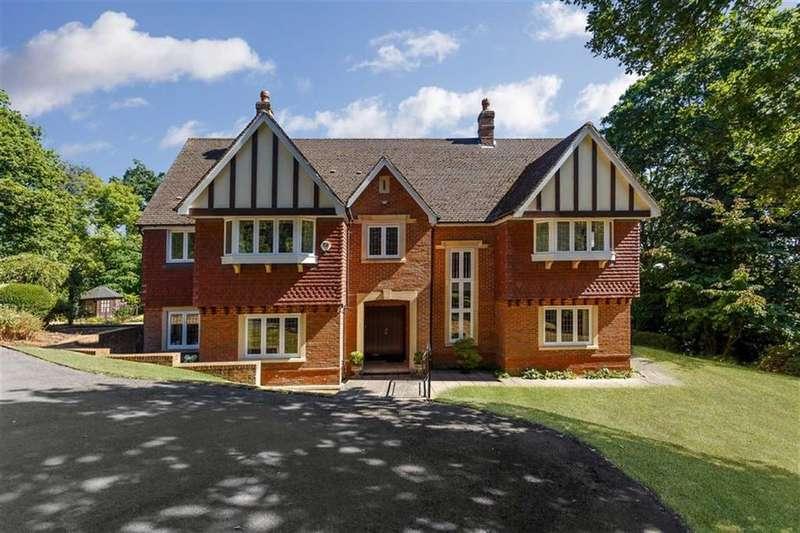 5 Bedrooms Detached House for sale in Kyrchil Way, Wimborne, Dorset