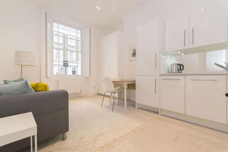 2 Bedrooms Ground Flat for sale in Cambridge Street, London, SW1V 4QE