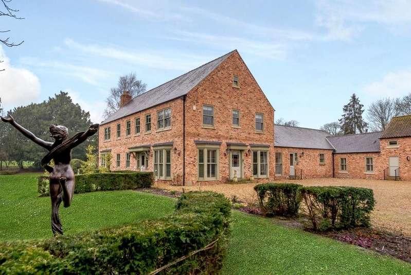 6 Bedrooms Detached House for sale in Haddington Grange, Haddington, Lincoln, LN5