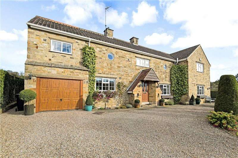 4 Bedrooms Detached House for sale in Crabtree Green, Collingham, Wetherby, West Yorkshire