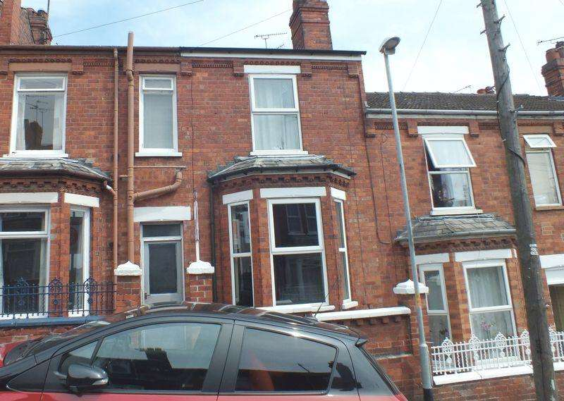 2 Bedrooms Terraced House for sale in Horton Street, Lincoln