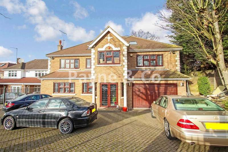 7 Bedrooms Detached House for sale in Tomswood Road, CHIGWELL, IG7