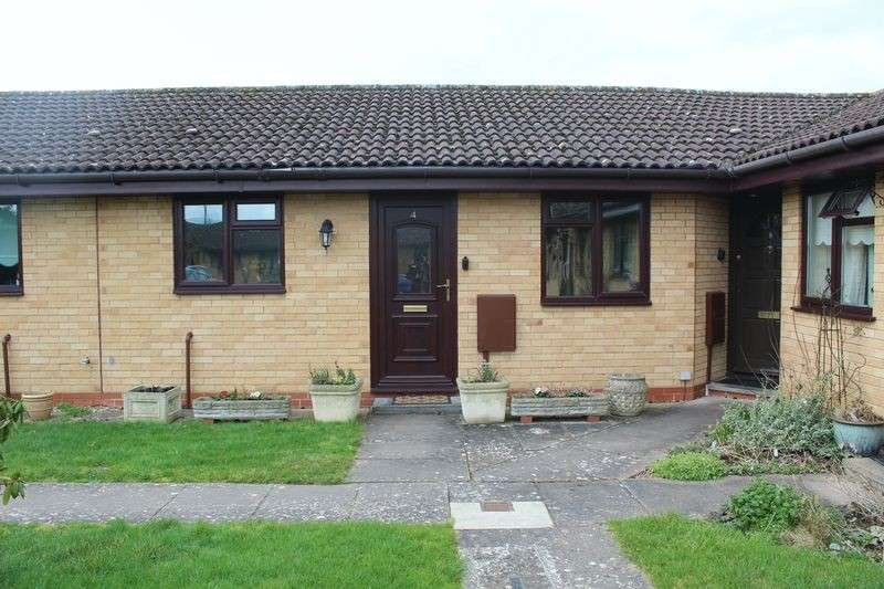 2 Bedrooms Property for sale in Marleyfield Close, Churchdown, Gloucester