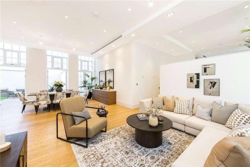 3 Bedrooms Flat for sale in Leeder House, Erskine Road, London, NW3
