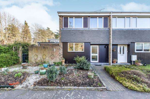 3 Bedrooms End Of Terrace House for sale in Maidenhead, Berkshire, Uk