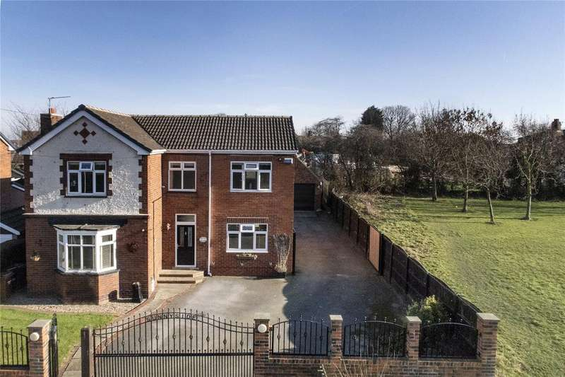 4 Bedrooms Detached House for sale in Milton Place, Ossett, West Yorkshire, WF5