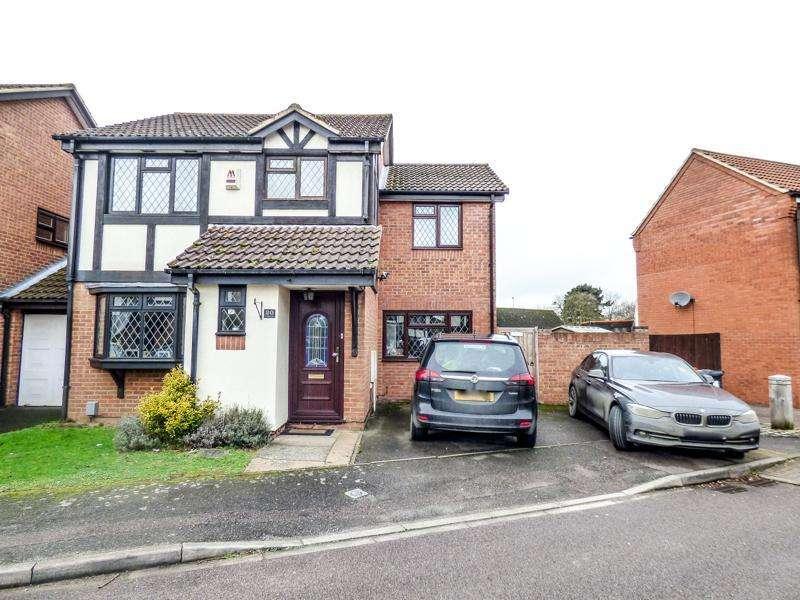 5 Bedrooms Detached House for sale in Kempston, Bedford, MK42 7TZ