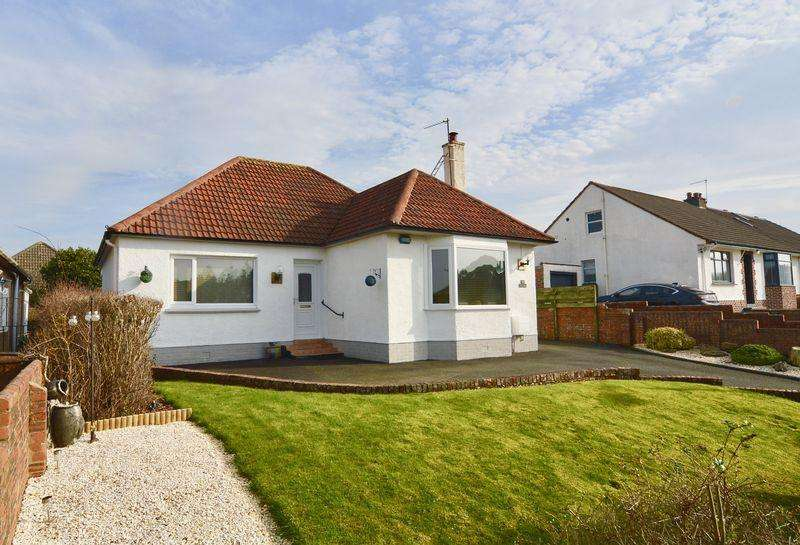 3 Bedrooms Detached Bungalow for sale in Taybank Drive, Ayr