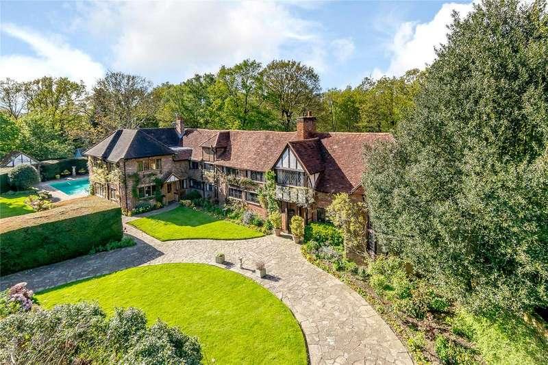 6 Bedrooms Detached House for sale in Austenwood Lane, Chalfont St Peter, Gerrards Cross, Buckinghamshire