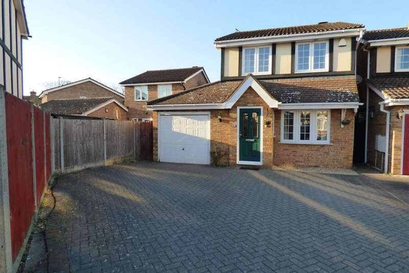 3 Bedrooms Detached House for sale in Kempston, Beds, MK42 7SF