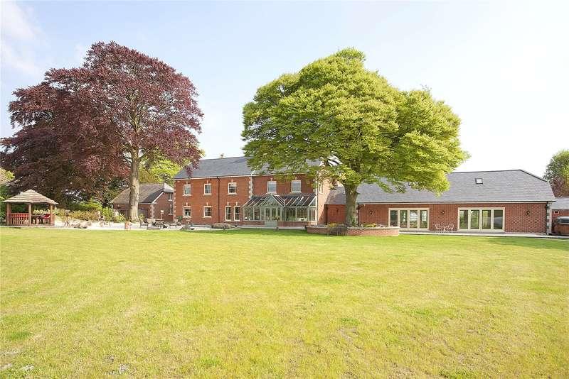 6 Bedrooms Detached House for sale in Berwick Bassett, Swindon, Wiltshire, SN4