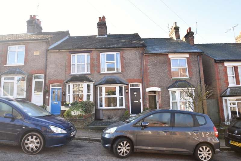 2 Bedrooms Terraced House for sale in Queens Road, Chesham, HP5