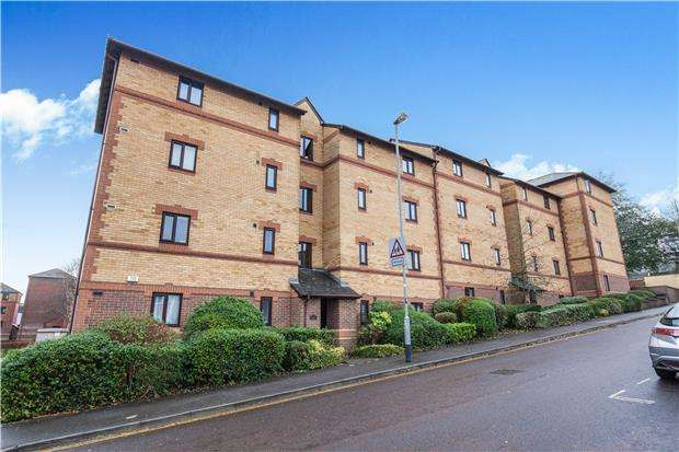 2 Bedrooms Flat for sale in Corinthian Court, Redcliff Mead Lane, BRISTOL, BS1 6FE