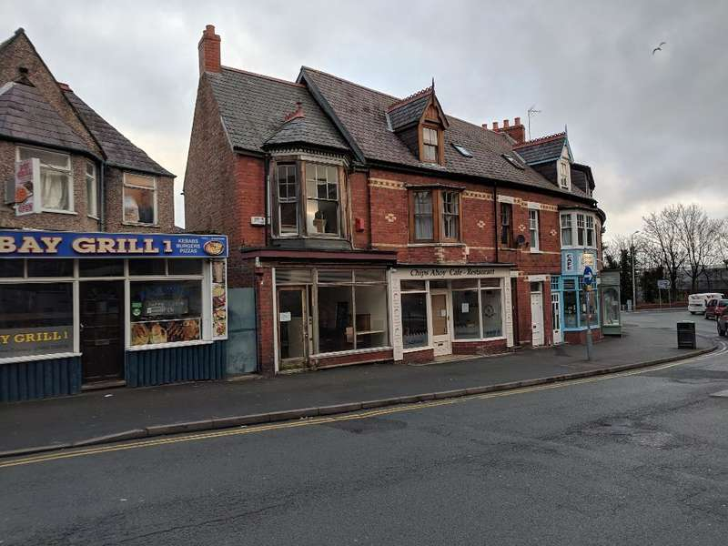Land Commercial for rent in Sea View Road, Colwyn Bay, Colwyn Bay, LL28 5YS