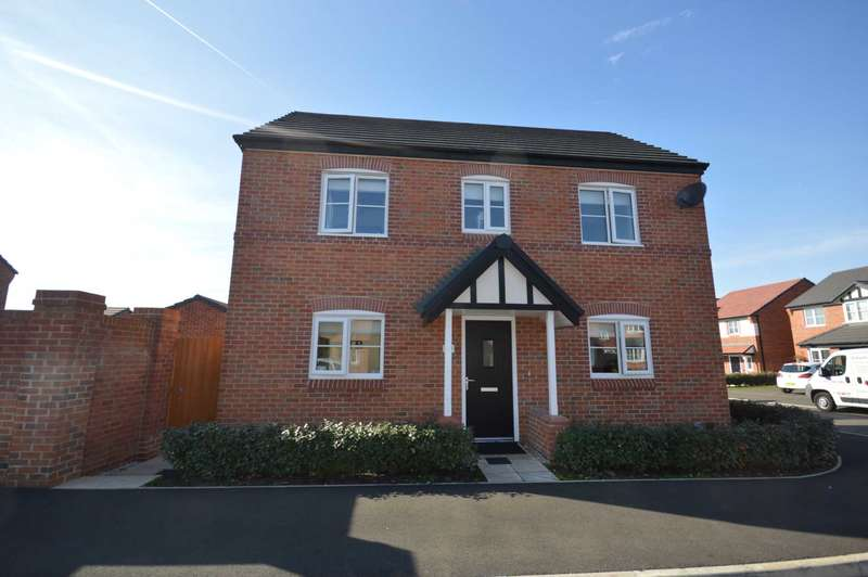 3 Bedrooms Detached House for sale in Memorial Drive, Tranmere