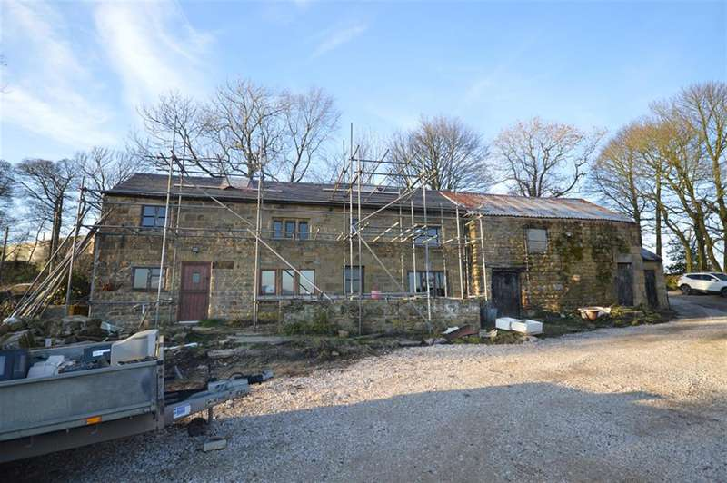 3 Bedrooms Detached House for sale in Cullumbell Lane, Uppertown, Ashover, Chesterfield, S45 0JF