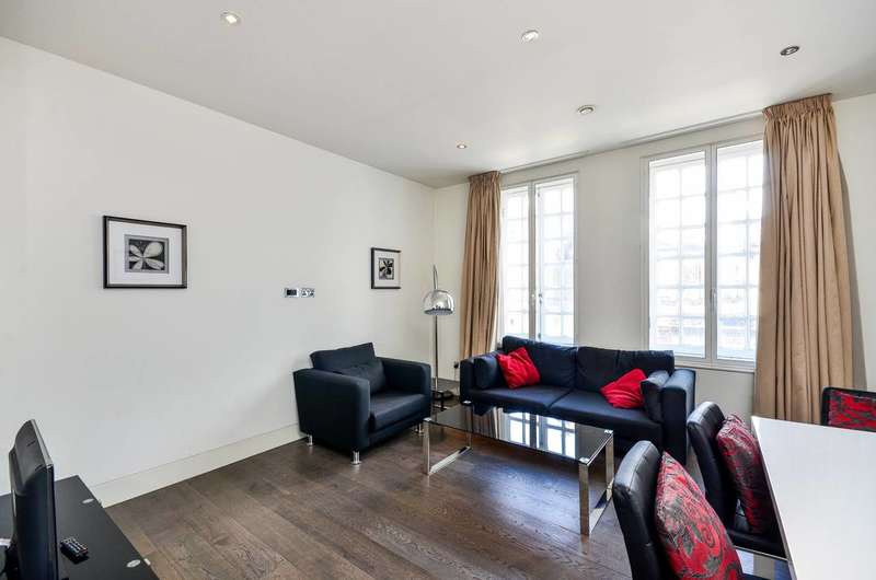 2 Bedrooms Flat for sale in Buckingham Palace Road, St James's, SW1W, Westminster, SW1W