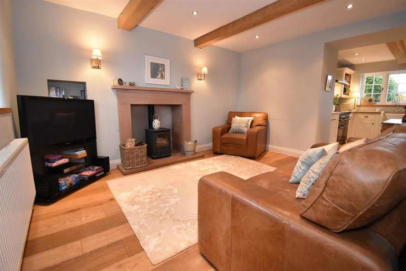 4 Bedrooms Semi Detached House for sale in Dufton, Appleby-In-Westmorland