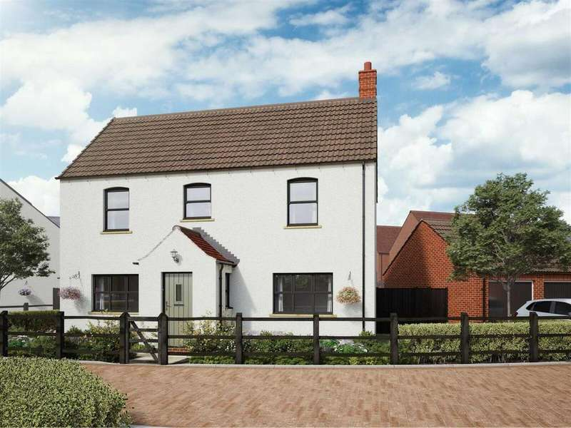 4 Bedrooms Detached House for sale in The Hartpury, Rectory Gardens, Maisemore