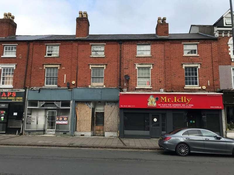 10 Bedrooms Apartment Flat for sale in Hagley Road, Birmingham