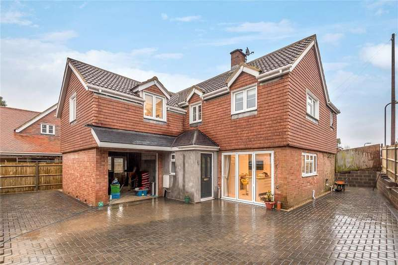 6 Bedrooms Detached House for sale in Church Street, Micheldever, Winchester, Hampshire, SO21