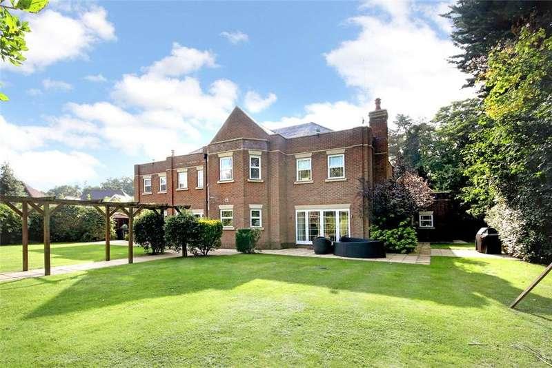 7 Bedrooms Detached House for sale in Stoneyfield, Gerrards Cross, Buckinghamshire, SL9