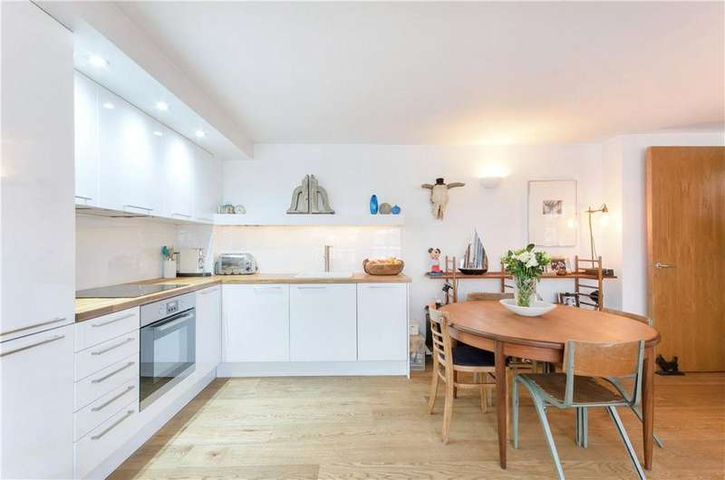 2 Bedrooms Flat for sale in Victoria Mills, 9 Boyd Street, Aldgate, London, E1