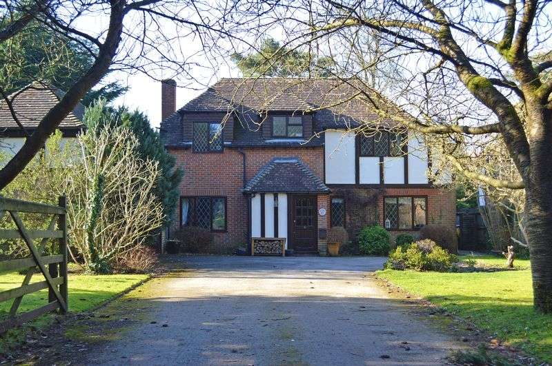 Property for sale in Seymour Road, Headley Down