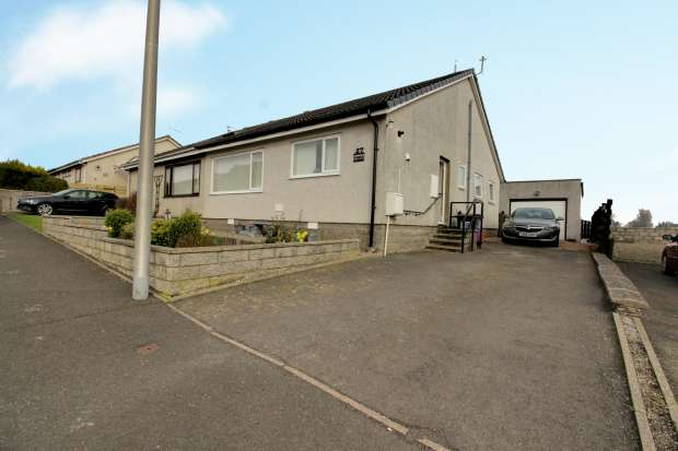 3 Bedrooms Bungalow for sale in Golf Road Park, Brechin, Angus, DD9 6YJ