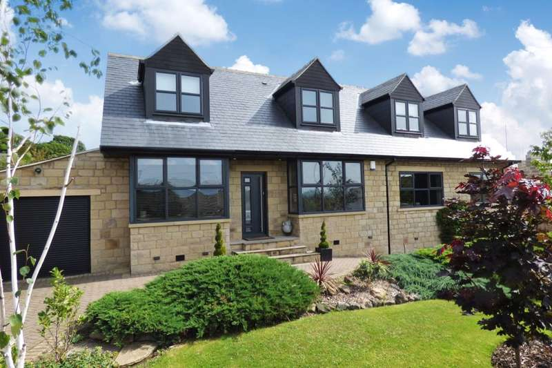 5 Bedrooms Detached House for sale in Woodlands Grove, Baildon, Shipley, BD17