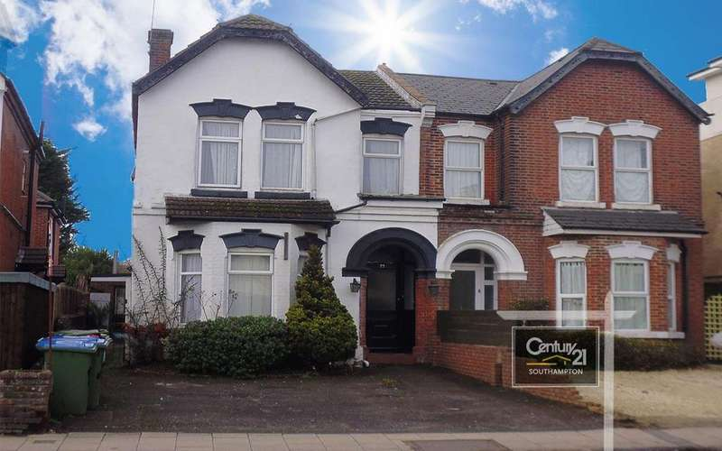 9 Bedrooms Terraced House for rent in Portswood Road, Southampton, SO17