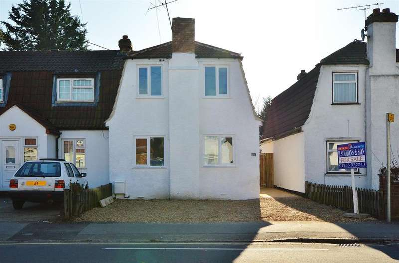 3 Bedrooms End Of Terrace House for sale in Elliman Avenue, Slough