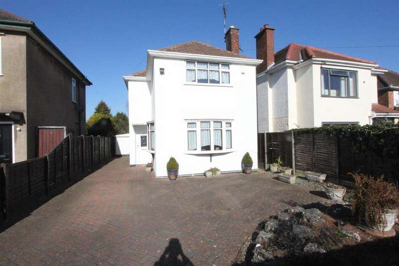 3 Bedrooms Detached House for sale in Lychgate Lane, Burbage