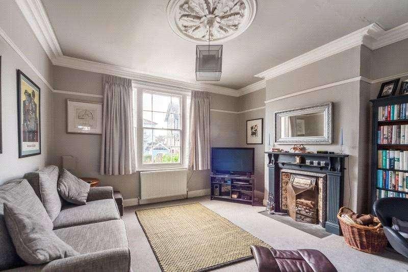 4 Bedrooms Semi Detached House for sale in Berkeley Road, Bishopston, Bristol, BS7