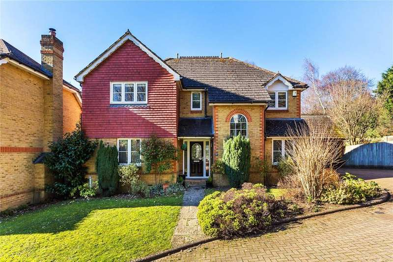 5 Bedrooms Detached House for sale in Warenne Heights, Cronks Hill Road, Redhill, Surrey, RH1