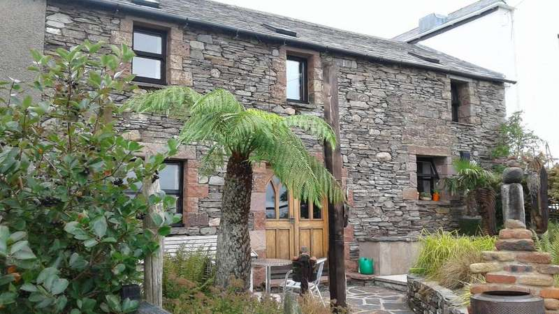 2 Bedrooms Barn Conversion Character Property for sale in High Trees Byre, Lamplugh, Workington, Cumbria, CA14 4SH