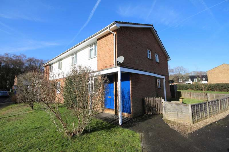 2 Bedrooms Maisonette Flat for sale in Madingley, Bracknell