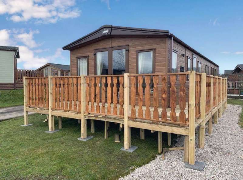 2 Bedrooms Lodge Character Property for sale in South Lakeland Leisure Village, Lancashire