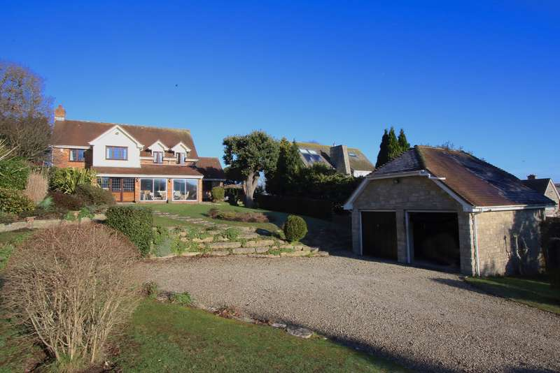 5 Bedrooms Detached House for sale in STUDLAND