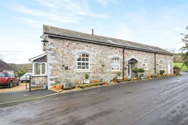 4 Bedrooms Detached House for sale in Old Church School, Myddfai, Llandovery, Carmarthenshire