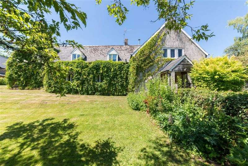 5 Bedrooms Detached House for sale in Kilgwrrwg, Monmouthshire