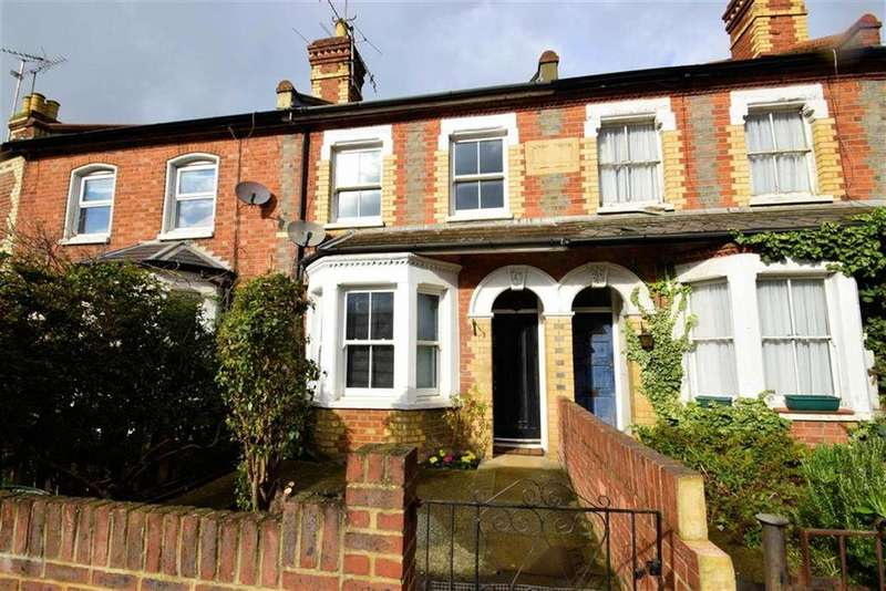 3 Bedrooms Terraced House for sale in Gosbrook Road, Caversham, Reading