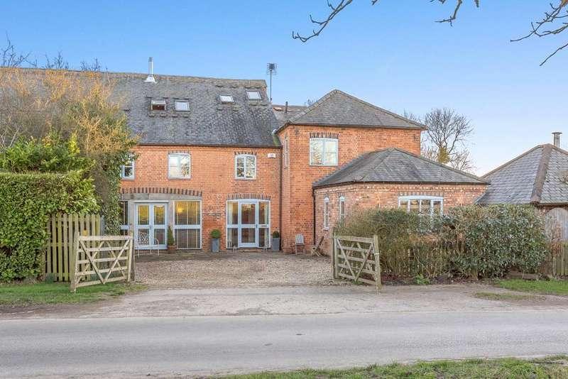 5 Bedrooms Semi Detached House for sale in Farndon Grange, Marston Lane, East Farndon, Market Harborough