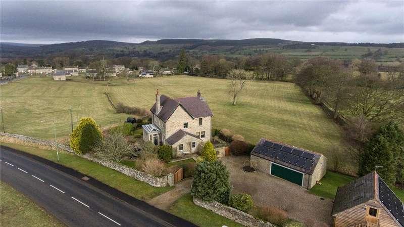 3 Bedrooms Detached House for sale in Romaldkirk, Barnard Castle, County Durham, DL12