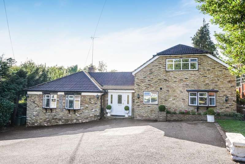 6 Bedrooms Detached House for sale in The Hillside Chelsfield BR6