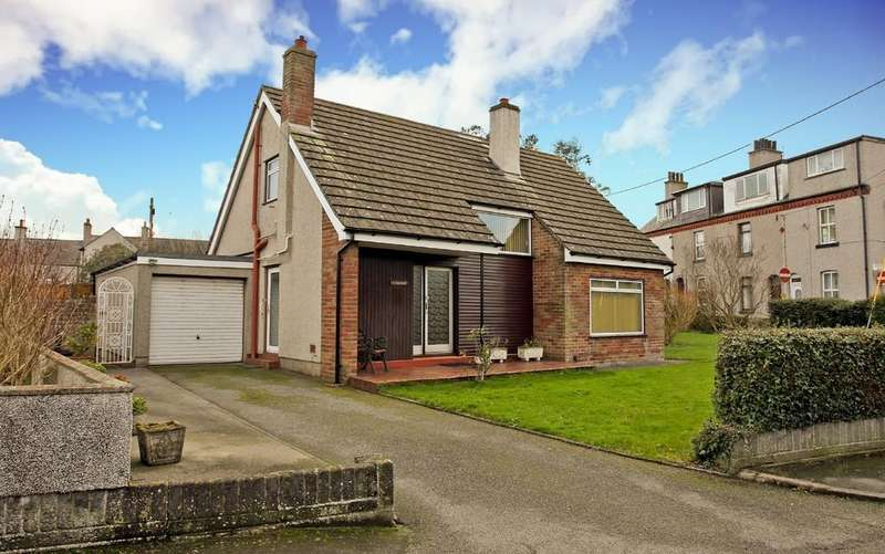 3 Bedrooms Detached Bungalow for sale in Ffordd Y Wylan, Cemaes Bay, North Wales