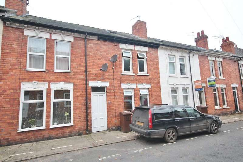 4 Bedrooms Terraced House for sale in Ely Street, Lincoln, LN1