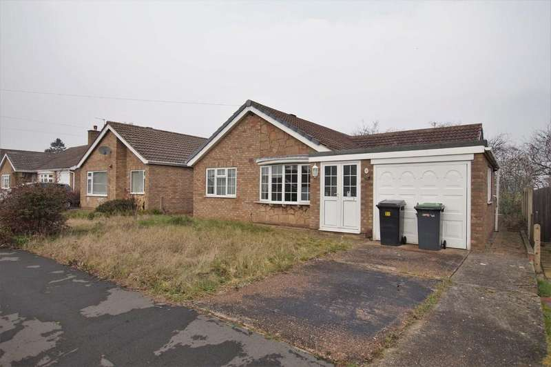 2 Bedrooms Detached Bungalow for sale in Conway Drive, North Hykeham