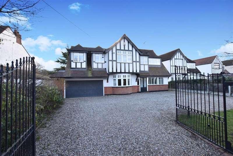 5 Bedrooms Detached House for sale in Aldermans Hill, Hockley