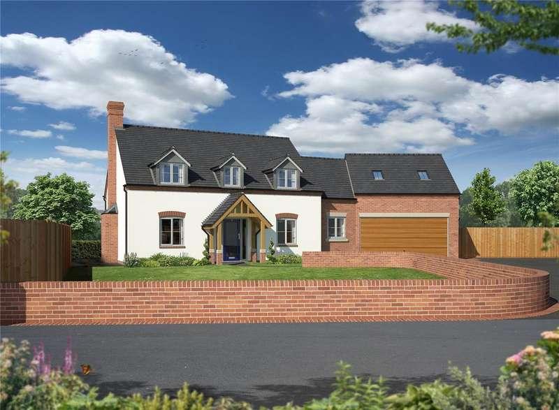 4 Bedrooms Detached House for sale in Plot 2, Kynaston Place, Birch Road, Ellesmere